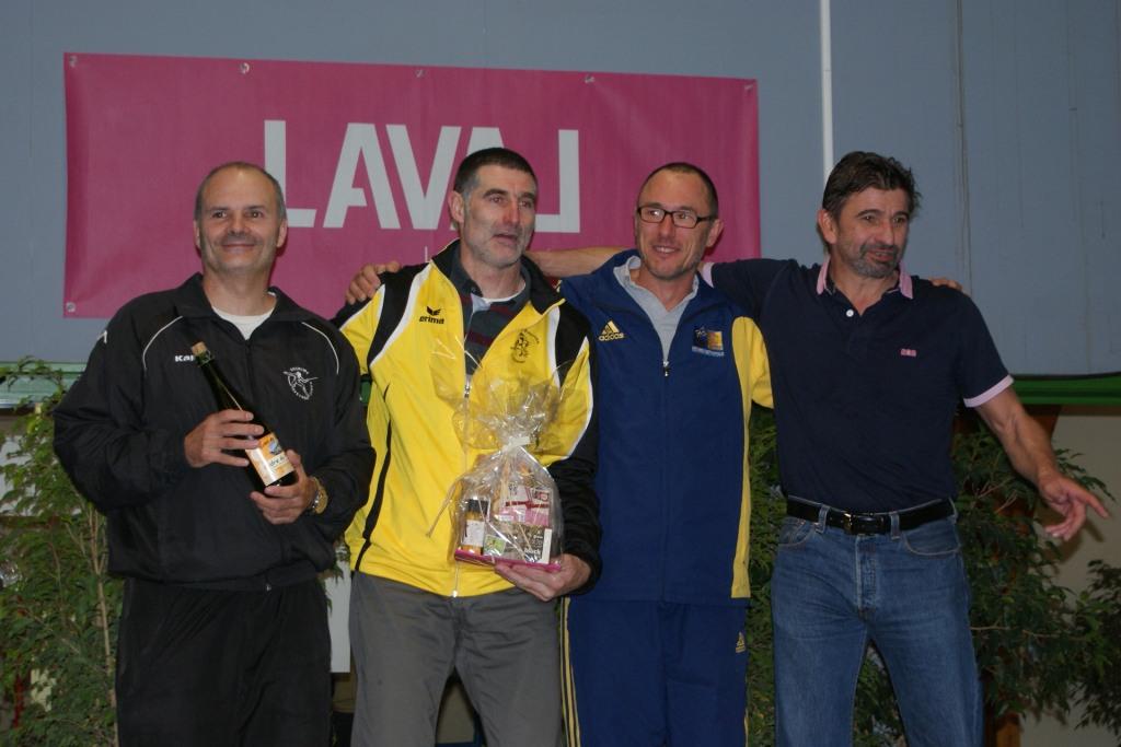 CN Laval 2013 - Podium Epée Hommes Vétérans 2